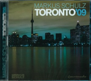 Markus Schulz Toronto 2009