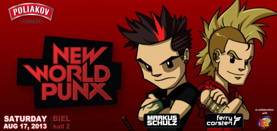 New World Punx Aug 17 2013