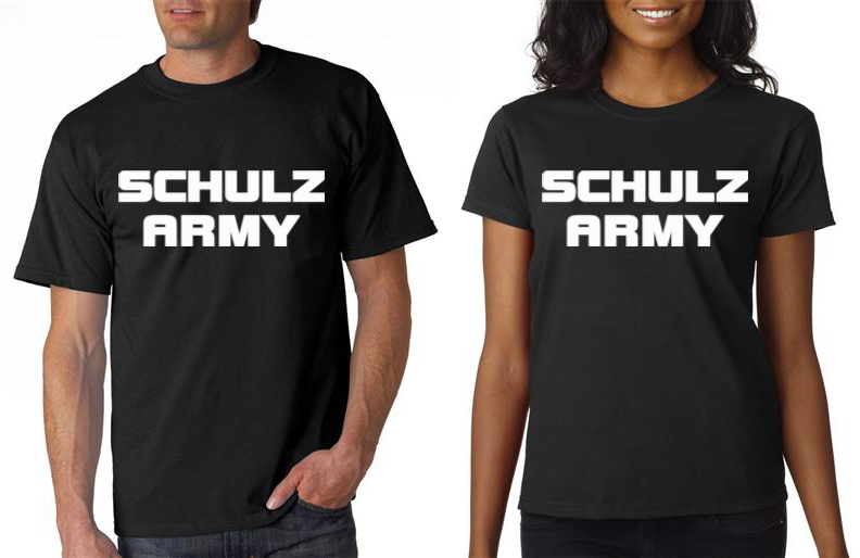SchulzArmy T-Shirts