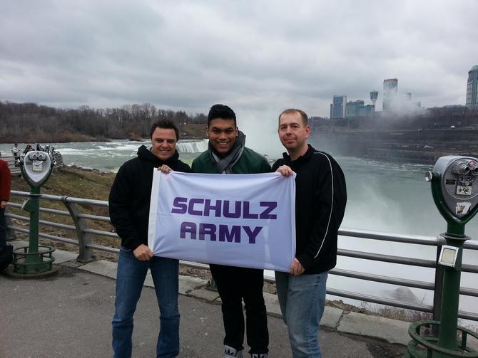SchulzArmy flag