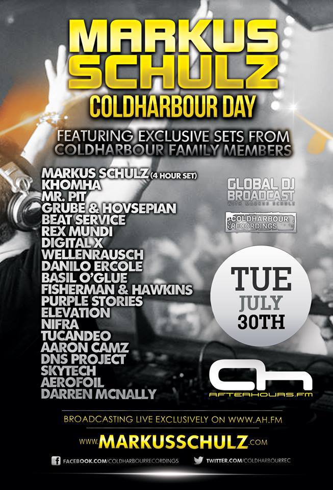 Coldharbour Day July 30 2013