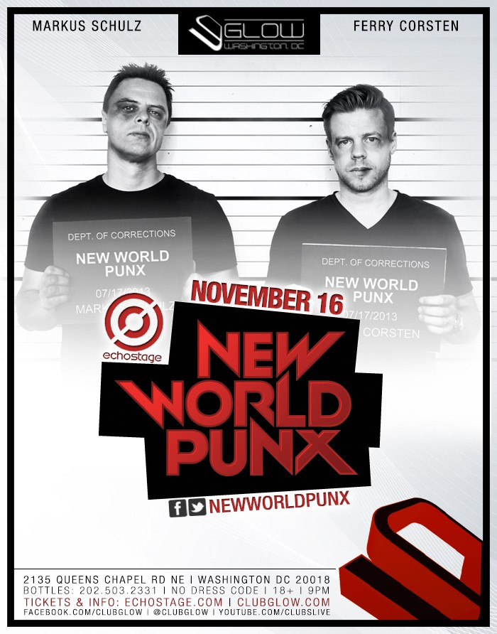 New World Punx November 16 2013 Echostage