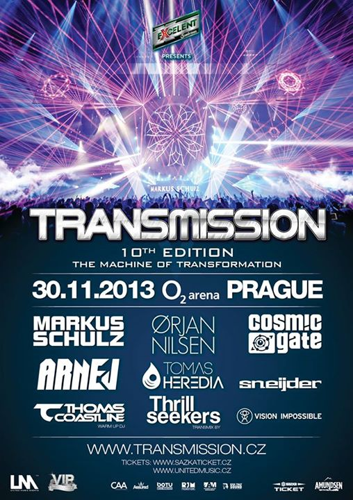 Transmissions 10th Edition 30.11.2013